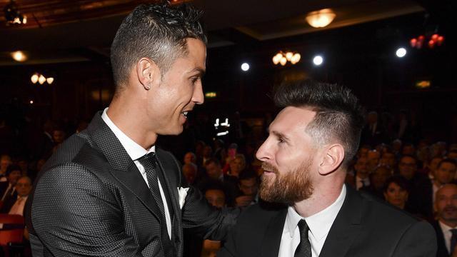 Cristiano Ronaldo Butuh 12 Gol Untuk Dapat Pecahkan Rekor Yang Sangat Mustahil Dilakukan Lionel Messi