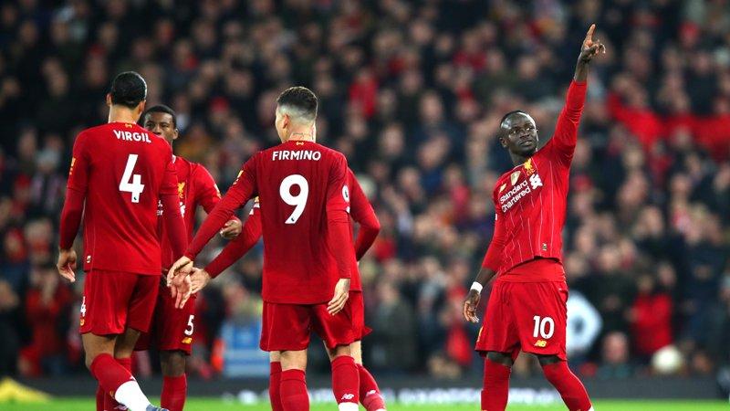 Liverpool Bangkit Menghadapi Setiap Tantangan Yang Dihadirkan Untuk Mereka