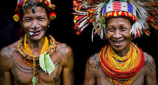 Ramuan Legenda Suku Mentawai